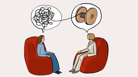 Как работает психотерапевт?